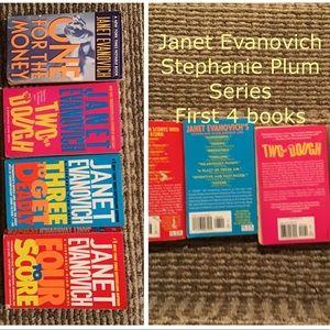 Janet Evanovich Stephanie Plum Series First 4